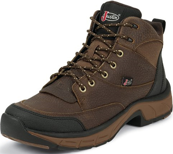 "Justin Ladies Boots L0929 4"" UAKEA WATERPROOF"