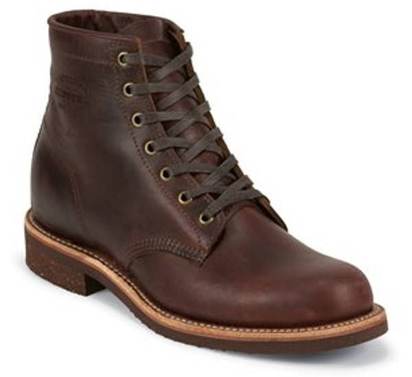 """Chippewa Ladies Boots 1901W25 6"""" TAN RENEGADE LACE UP"""