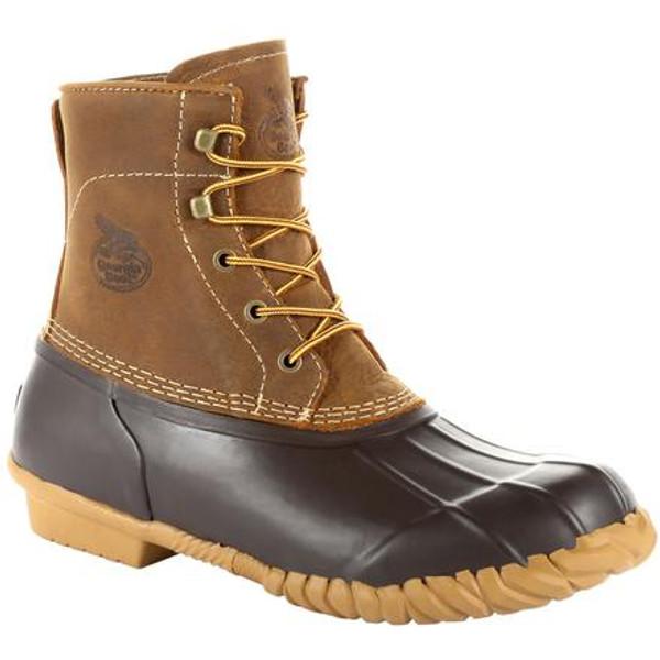 Georgia Boot Marshland Unisex Duck Boot GB00274 BROWN