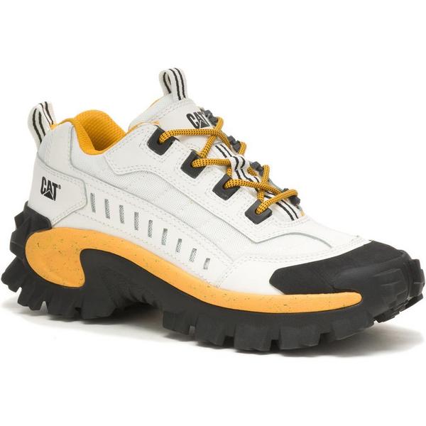 Caterpillar Intruder Shoe P723902 White | Yellow