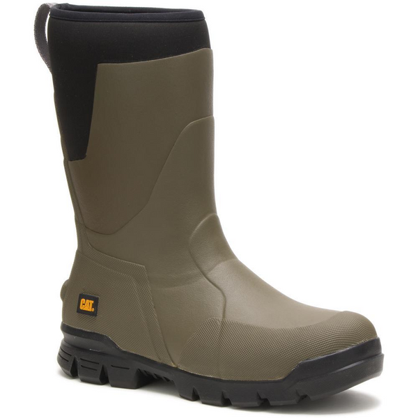 """Caterpillar Stormers 11"""" Boot P723962 Olive Night"""