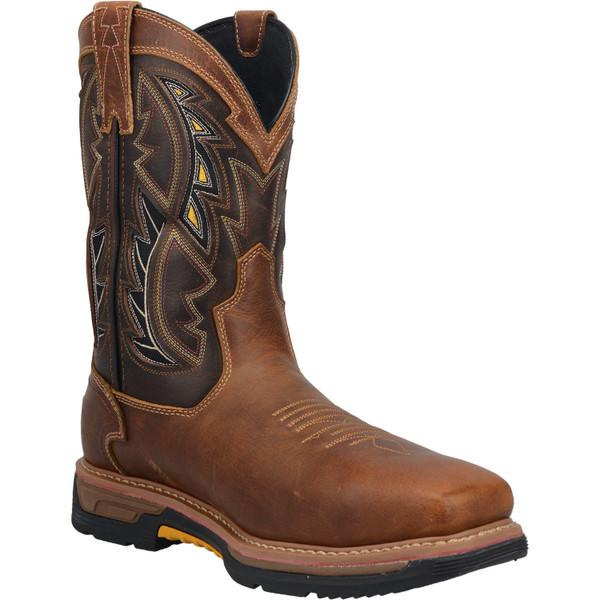 """Dan Post Boots Mens DP59429 11"""" WARRIOR-COMPOSITE TOE EH"""