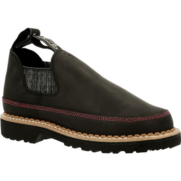 Georgia Boot Georgia Giant Women's Black Romeo Shoe GB00416 BLACK