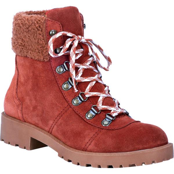 """Dingo Boots Ladies DI 120 5"""" TELLURIDE Rust"""