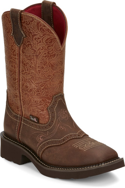 Justin Ladies Boots GY9530 Starlina Tan