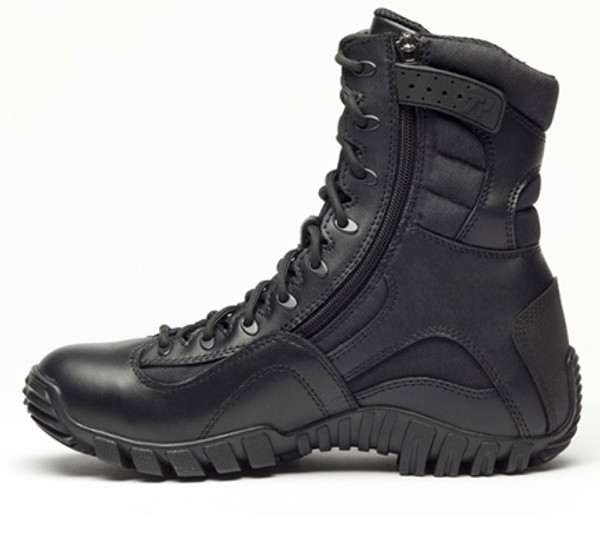 Belleville Mens Boot Hot Weather Lightweight Side Zip Black TR960Z