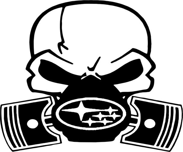 Subaru Skull