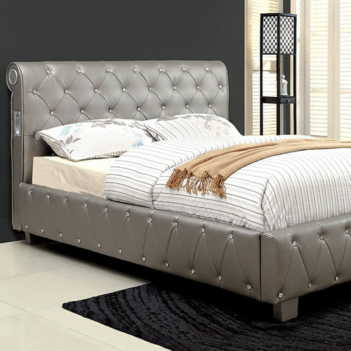 Julliard Queen Platform Bed
