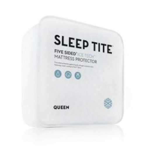Five Sided Icetech Mattress Protector