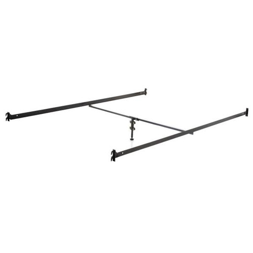 Hook-In Bed Rails With Center Bar