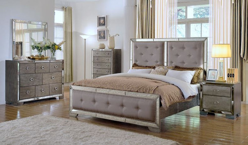 Charolet Bedroom Collection