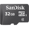 sandisk 32gb class 4 memory card with adapter