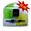 Cellular Accents 2 In 1 USB Mini Travel Charger + Micro USB Data Cable; Black