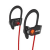 Vibes AIR wireless stereo headset Black/Red
