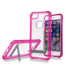 Clear case for iPhone 10 Pink