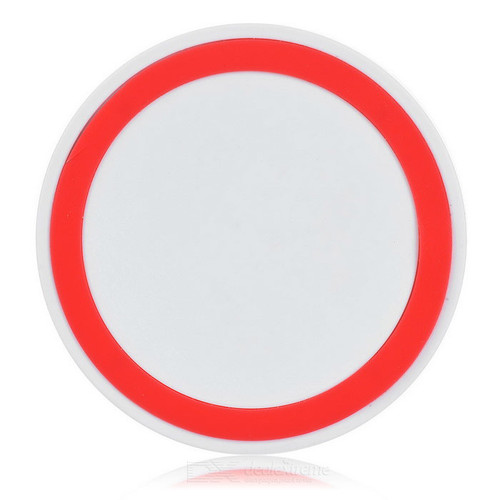 generic wireless charging pad stand red
