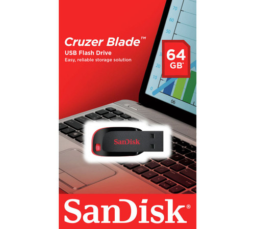 sandisk 64gb flash drive