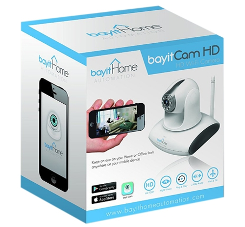 BayitHome hd wi-fi camera
