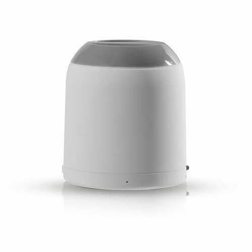 AT&T Portable Wireless Bluetooth Speaker White