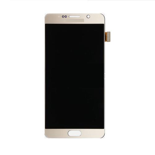 Samsung Galaxy Note5 N920 Lcd W/Digitizer Gold