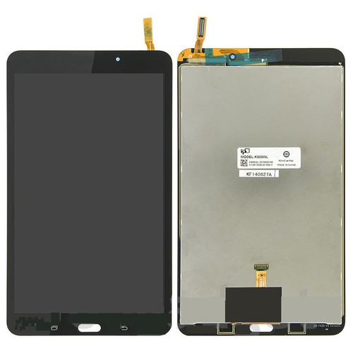 "Samsung Tab 4 8"" T330 Complete Lcd W/Digitizer Black"