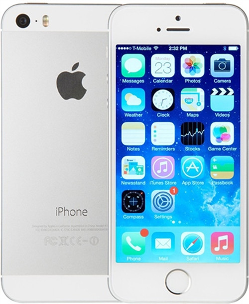 iPhone 5S 16gb Ref Silver