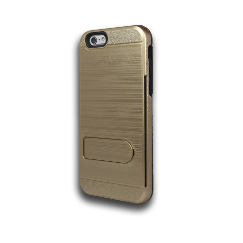 ID Ultrathin Hybrid Case with Kickstand for Samsung Galaxy J5 Gold