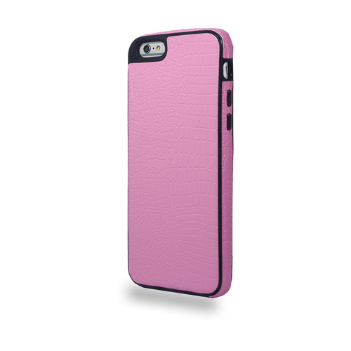Crocodile Tpu Cover for Samsung Galaxy S5 Pink