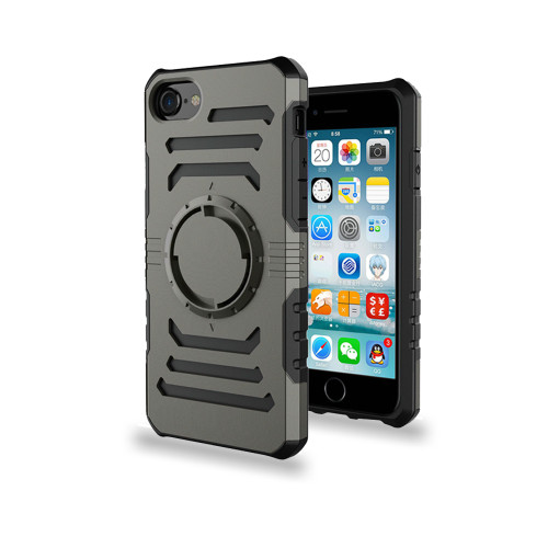 Ab Pro Armband Case with Kickstand for iPhone 7/8 Graphite