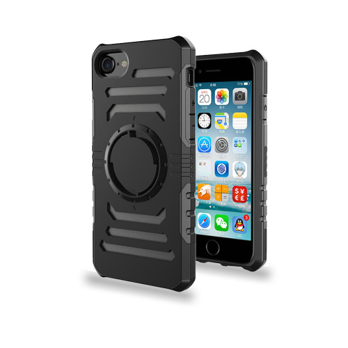 Ab Pro Armband Case with Kickstand for iPhone 7/8 Plus Black