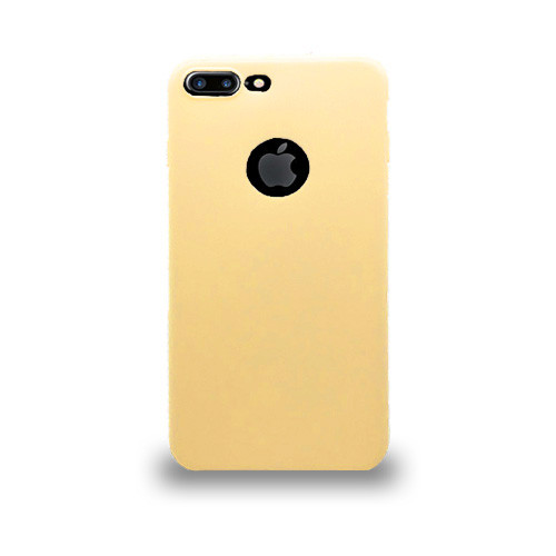 Jelly Skin Case for Iphone 7/8  Ivory