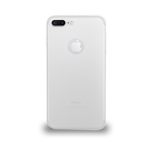 Jelly Skin Case for Iphone 7/8 Plus  Translucent
