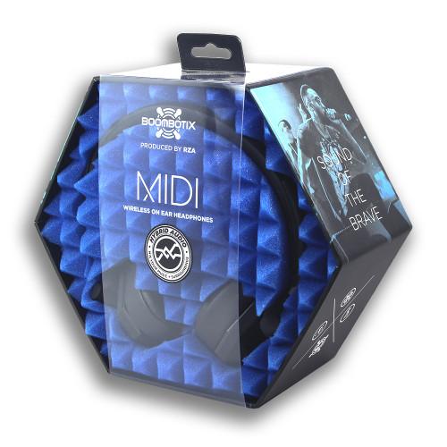 Boombotix Midi wireless bluetooth headset