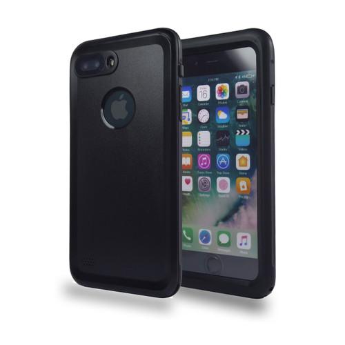 Waterproof Heavy Duty Guard Case For iPhone 7/8 Plus Black
