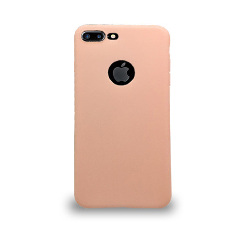 Jelly Skin Case for Samsung S8 Plus Pink