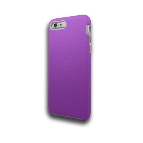 Rush hybrid case  for  Samsung Galaxy S8 Plus  Purple-Gray