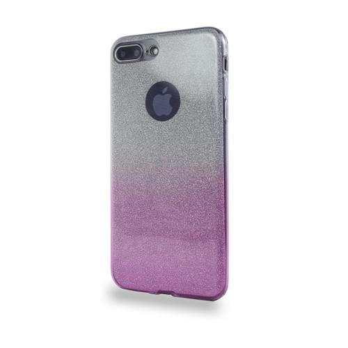 Glitter TPU Case for Samsung Galaxy J7 Purple
