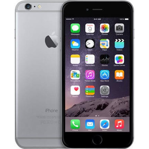 iPhone 6 Plus 16gb A/B Stock Grey