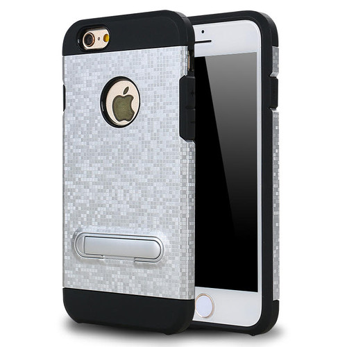 Masic case for iphone 7/8 Silver
