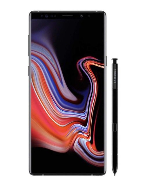Samsung Galaxy Note 9 N9600 Black