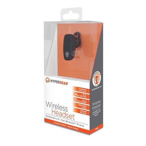 Hypergear V360 Bluetooth Headset Black