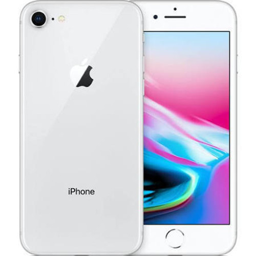 iPhone 8 64gb A/B Stock Silver