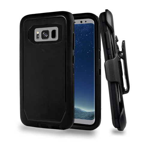 Sports Guard Case with Holster Combo for Iphone XR (MIX COLORS)
