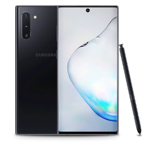 Samsung Galaxy Note 10 Lite (Mix Colors)