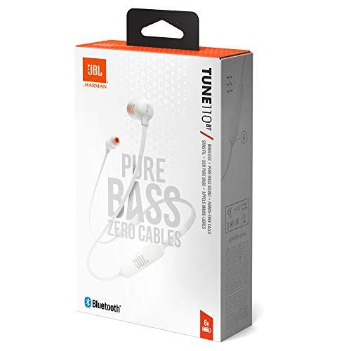 JBL Tune 110 pure bass zero cables
