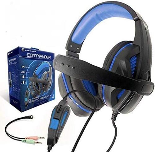 Strike Gear commander gaming headset