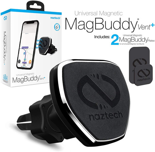Naztech MagBuddy Magnetic Car Air Vent Phone Mount