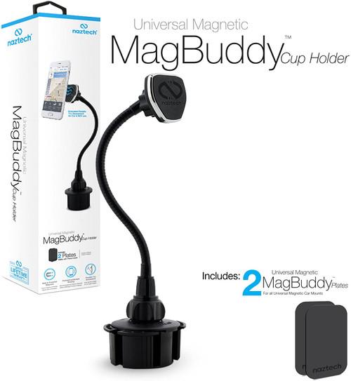 Naztech MagBuddy Cup Holder Car Phone Mount.