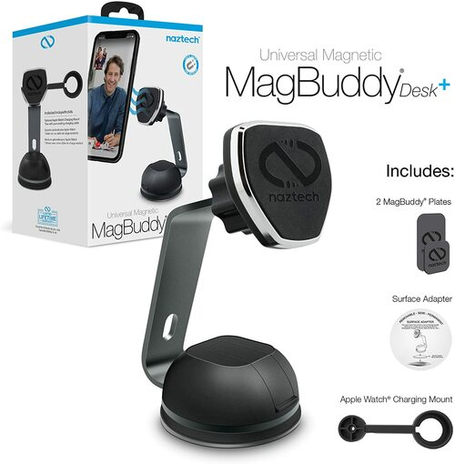 Naztech MagBuddy Magnetic Desktop Phone Mount