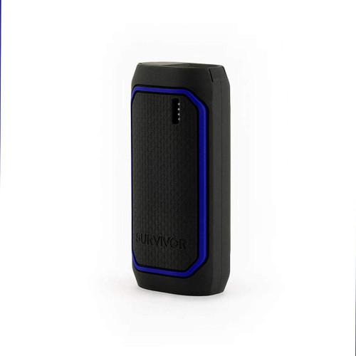 Griffin Survivor Power Bank, 6,000 mAh Rugged Portable Backup Battery Charger